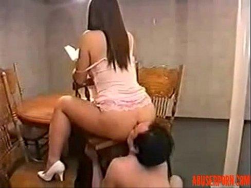 eating ass ebony porn