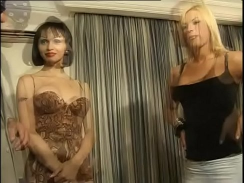 Transexuals with monster cocks