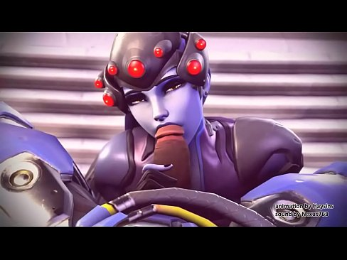 Widowmaker Gets Pounded Sound