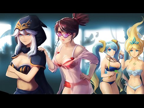 League of legends Hentai