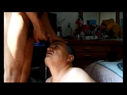 American Twink Facialized After Blowjob
