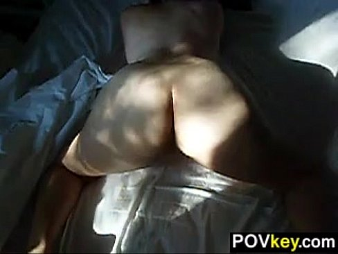 Homemade Latina Doggystyle Pov