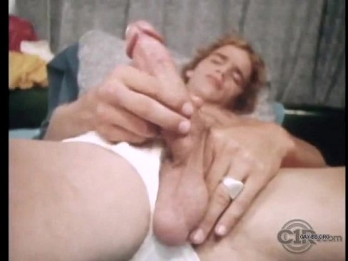 Woke Up And Jerked On My Big Cock