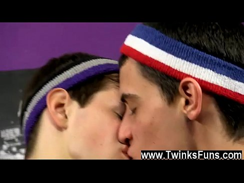Hot gay sex after blowing