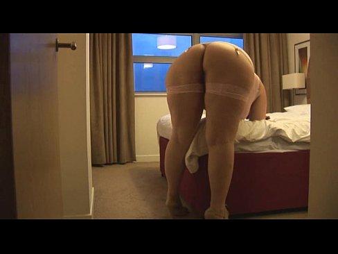 sheer Older women panties in