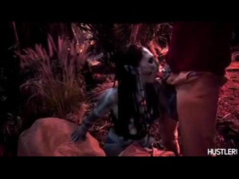 This Ain't Avatar XXX Scene 2 - Nicki Hunter