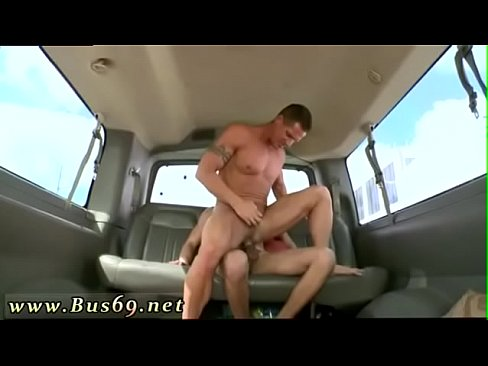 Naked men in the country