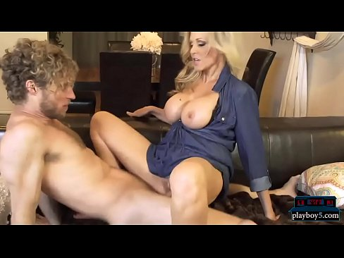 Mature Seduces Younger Guy TOP 5: Older Woman