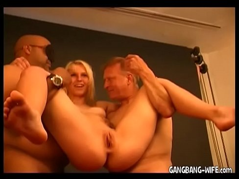 Real Wife Stranger Creampie