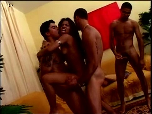 Ebony gangbang videos
