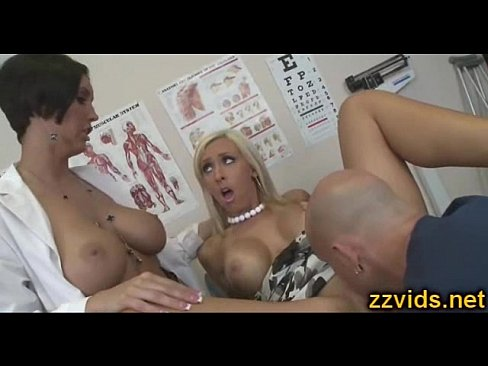 Dylan Ryder and Jessica Lynn hot threesome fuck