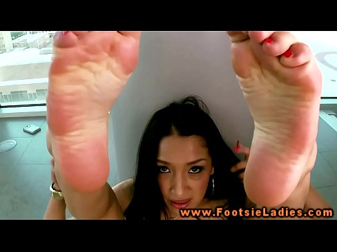 Asian Masturbation Feet Hd