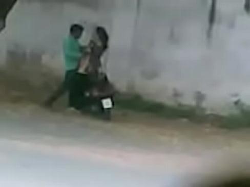 Roadside sex picture