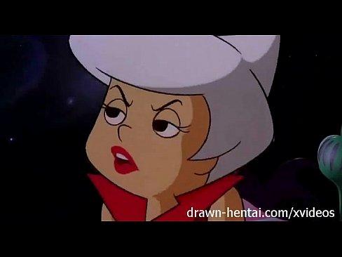 Jetsons Hentai - Judy's sex date