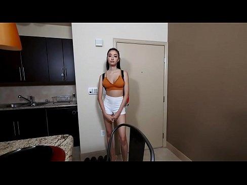 Step Daughter Fucks Her Dad