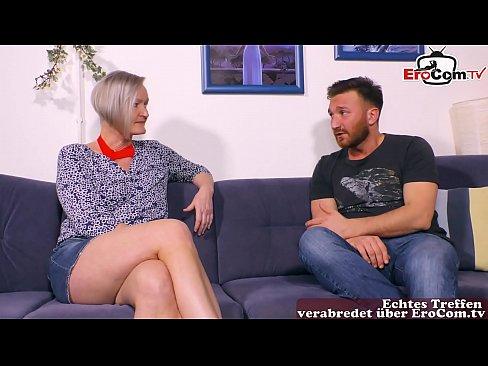 deutsche reife frau mit hängetitten bumst jungen mann