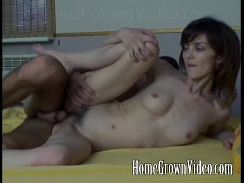 Home made nylon sex clips what
