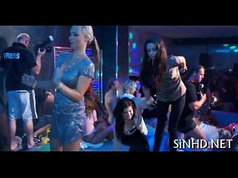 hardcore sex Party club