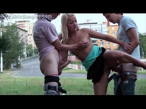 Extreme public sex videos