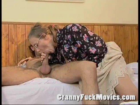 Got granny giving blowjobs