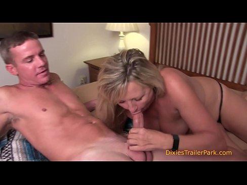 girl gets cum