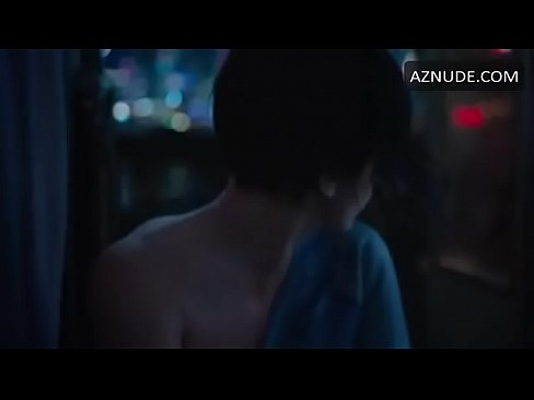 Scarlett Johansson Sexy Scene From Ghost in The Shell