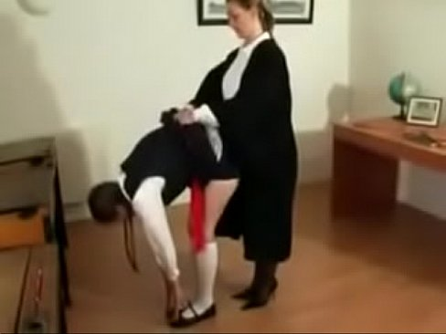 Mature caning clips