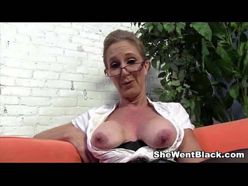 Milf jenna and the college stud interracial