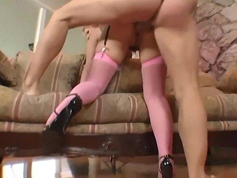 lingerie sex blonde Sexy