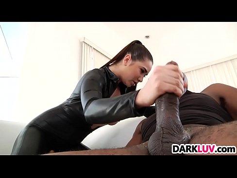 Huge Dick In Latex