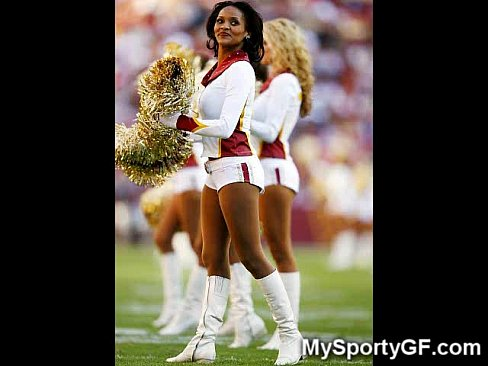 Upskirt naked cheerleaders