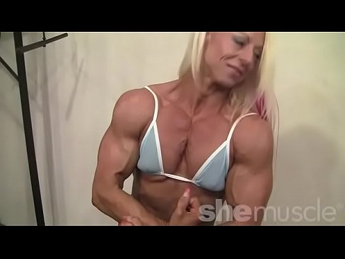 Muscle xxx sexy booty female