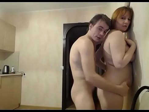Milf and boy
