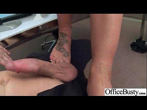 Hard Sex With Big Round Tits Naughty Slut Office Girl (destiny dixon) movie-10
