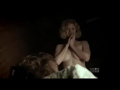 Cariba Heine sex scene