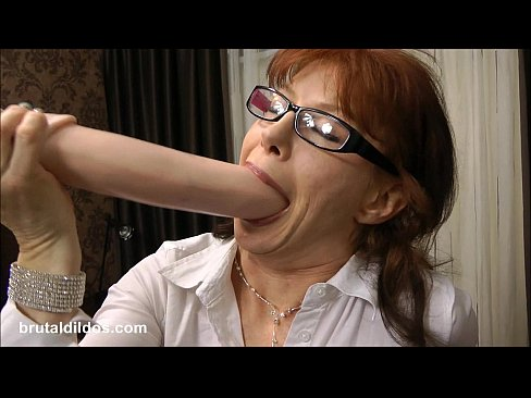 Mature And Big Dildo Pics