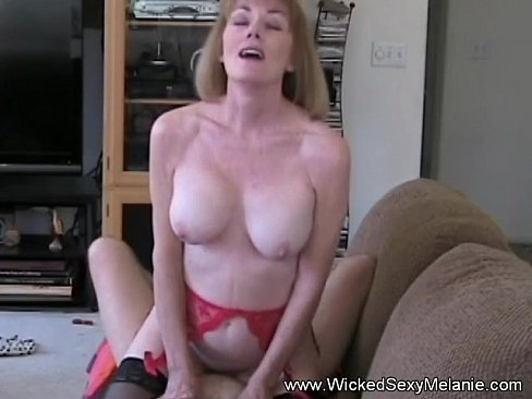 Creampie mom