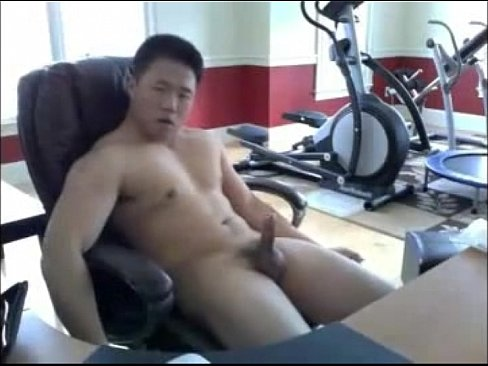 big asian muscle