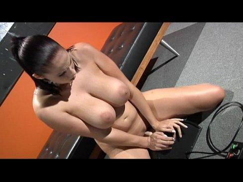 Snake Woman Nude