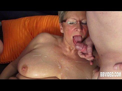 German fuck granny