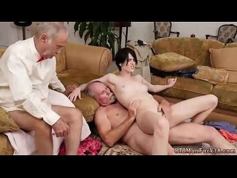 Old Man Fucks Hot Young Girl