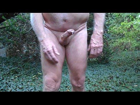Hairy Webcam Anal Masturbation