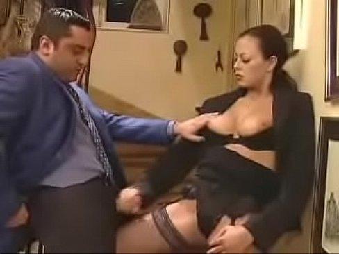 Sasha Foxxx Double Handjob