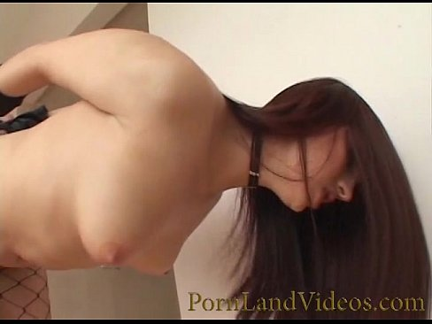 sexy brunette girl gets fucked