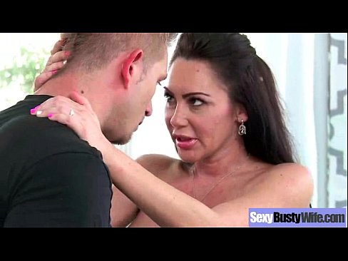 Sexy Busty Mommy (dayton rains) Enjoy Hardcore Bang video-13
