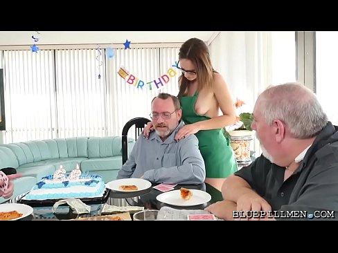 Happy birthday daddy gay porn