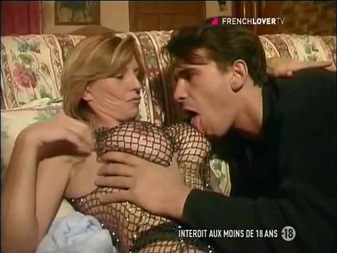 Mature Young Lesbian Kissing