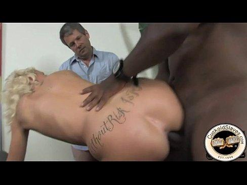 Blonds cock big nigger