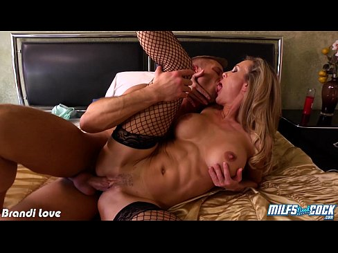 Brandi love fuck video