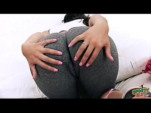 Big Ass Lightskin Ebony